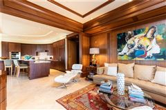 one-of-a-kind residence above the St Regis Atlanta Hotel mansions