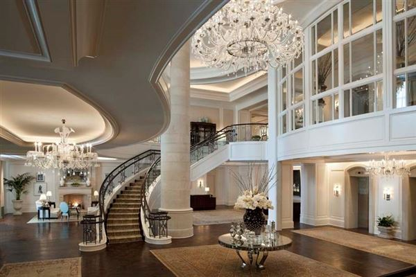 one-of-a-kind residence above the St Regis Atlanta Hotel luxury real estate