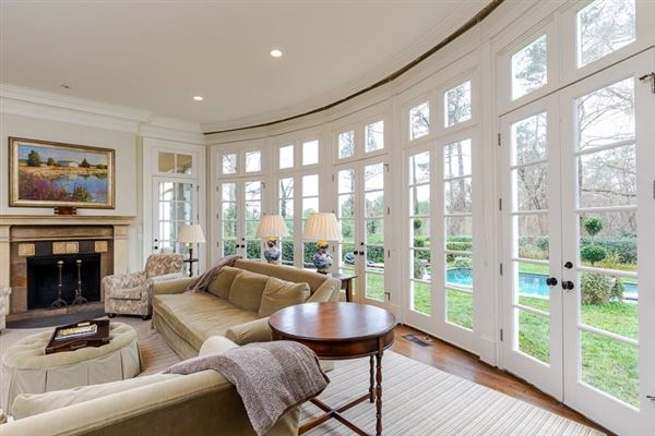 Mansions in  amazing Spitzmiller and Norris designed home