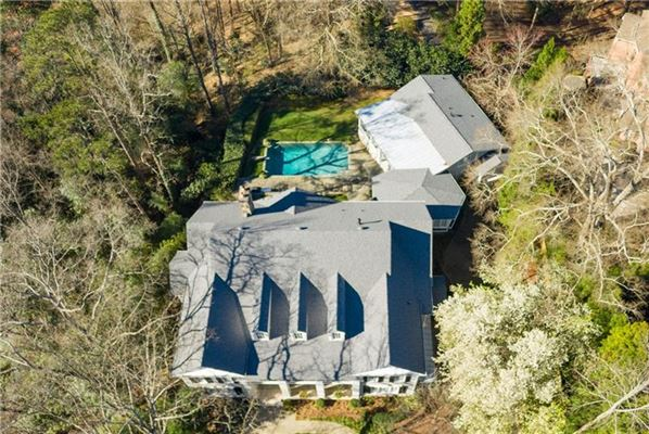 Mansions  amazing Spitzmiller and Norris designed home