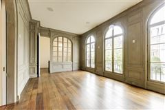Luxury properties townhome Modeled after Place de vogue in Paris