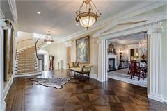 White Oaks - exceptional gated estate luxury real estate