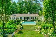 Luxury homes Tuxedo Park gem with a fresh look