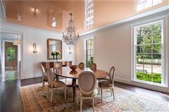 Luxury properties Tuxedo Park gem with a fresh look