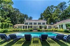 painstakingly restored tuxedo park estate luxury real estate