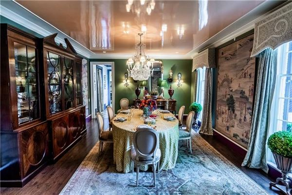 Luxury properties painstakingly restored tuxedo park estate