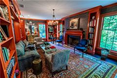 Luxury homes painstakingly restored tuxedo park estate