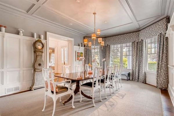 One of the most charming estates in Buckhead luxury homes