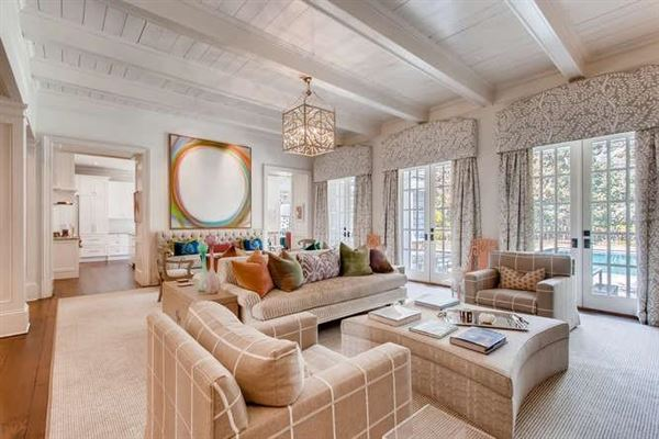 One of the most charming estates in Buckhead luxury real estate