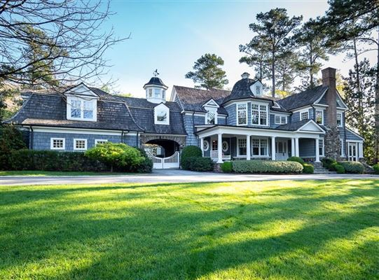Luxury properties One of the most charming estates in Buckhead