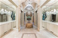 magnificent english manor in premier Tuxedo Park luxury properties