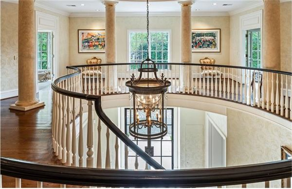 Mansions magnificent english manor in premier Tuxedo Park