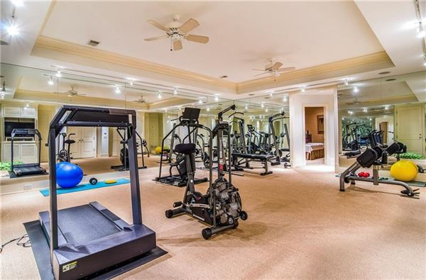 magnificent english manor in premier Tuxedo Park luxury homes