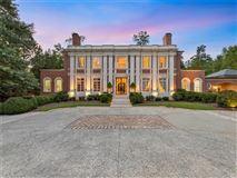 magnificent english manor in premier Tuxedo Park luxury real estate