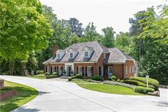 Luxury homes in gorgeous home in Georgia on private cul-de-sac lot