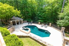 gorgeous home in Georgia on private cul-de-sac lot luxury homes