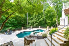 gorgeous home in Georgia on private cul-de-sac lot luxury real estate