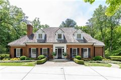 gorgeous home in Georgia on private cul-de-sac lot luxury properties