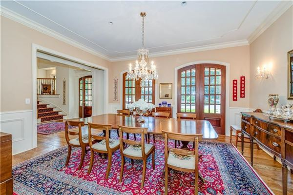 Elegant home in the heart of North Buckhead luxury real estate