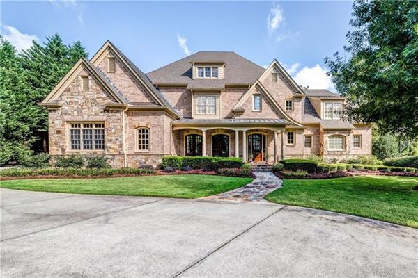Mansions  Elegant home in the heart of North Buckhead