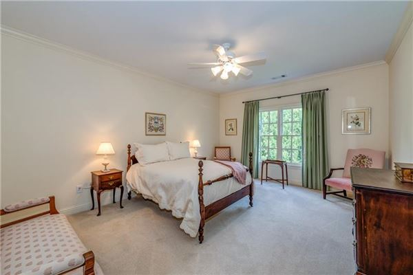Luxury real estate  Elegant home in the heart of North Buckhead