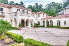 Exceptional, Gated Mediterranean Masterpiece luxury real estate