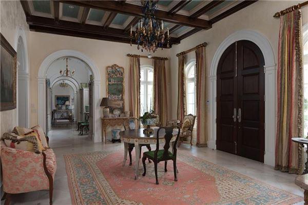 Exceptional, Gated Mediterranean Masterpiece luxury properties