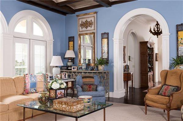 Luxury homes in Exceptional, Gated Mediterranean Masterpiece