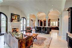Mansions Magnificent estate on almost six acres in Atlanta Georgia