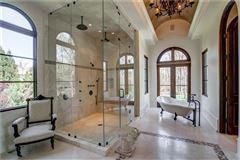 Luxury real estate Magnificent estate on almost six acres in Atlanta Georgia