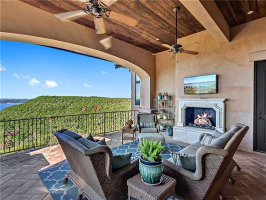 Luxury real estate exclusive enclave with endless views