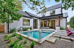 Luxury real estate modern Farmhouse near Zilker Park