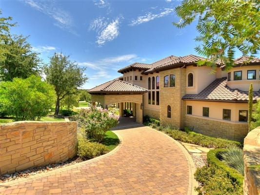 Luxury properties a stunning home