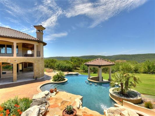 Luxury real estate a stunning home