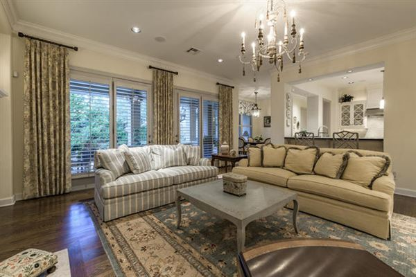 Beautifully-appointed sophistication in austin luxury real estate