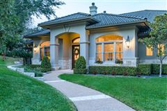 Beautifully-appointed sophistication in austin mansions