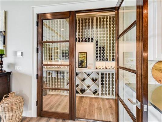 Mansions custom-built home