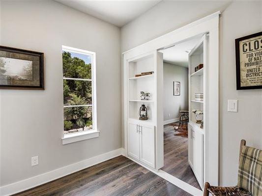 Luxury homes in custom-built home