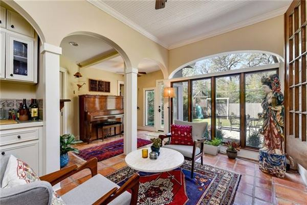 one-of-a-kind Pemberton Heights home luxury real estate