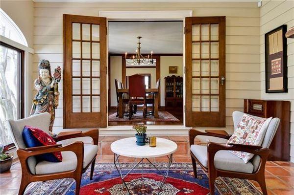 Luxury properties one-of-a-kind Pemberton Heights home