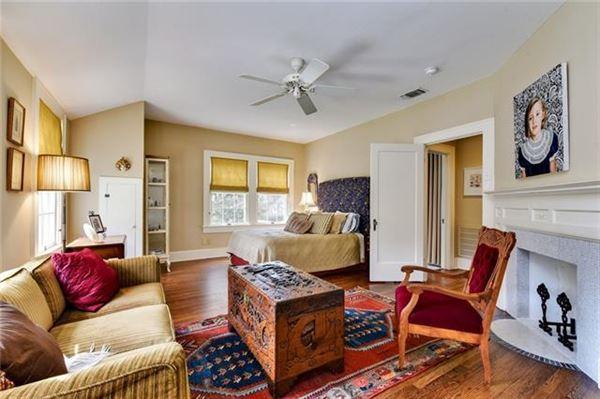 one-of-a-kind Pemberton Heights home luxury properties