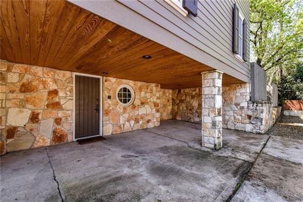 Luxury homes one-of-a-kind Pemberton Heights home