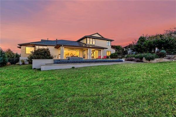 Mansions Stunning, custom contemporary estate