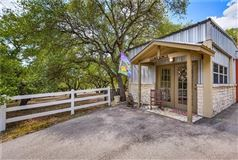 Peaceful home includes a guest house and fire pit luxury real estate