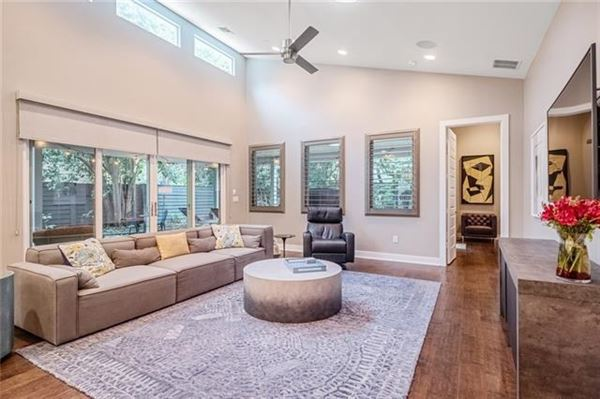 Mansions in Picturesque home in coveted North Austin