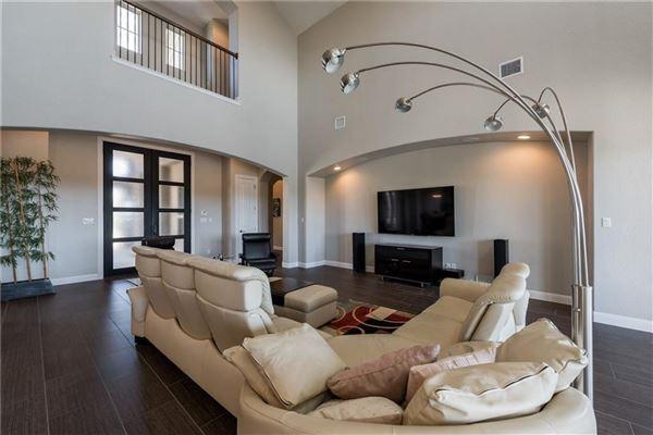 Custom spectacular home in Grand Mesa luxury homes