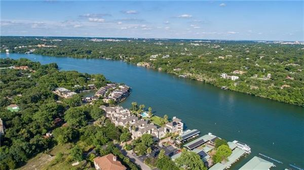 Lake Austin living at its finest luxury properties