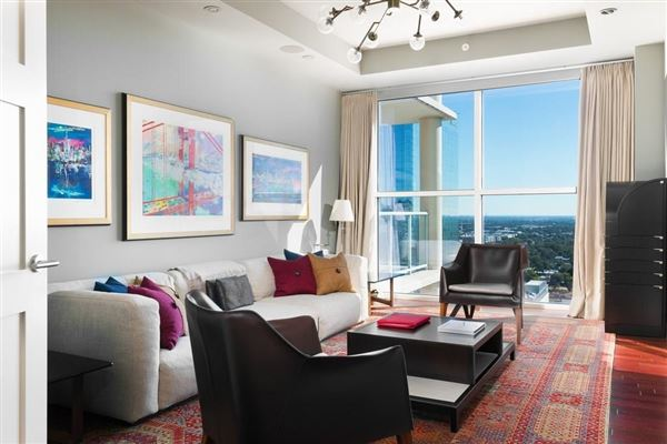 coveted corner unit with sweeping views mansions