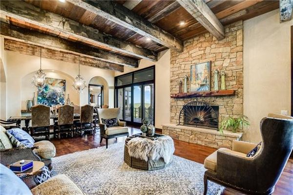 Luxury properties sophisticated and luxurious retreat