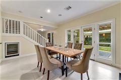 Elegant Mid Century Modern home luxury properties